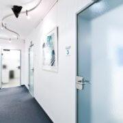 Kieferorthopäden in Essen-Rüttenscheid: Behandlungszimmer
