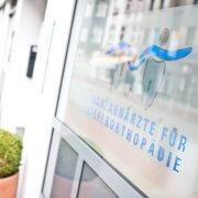 Kieferorthopädie in Essen-Rüttenscheid: Eingang